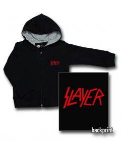 Baby Hoody Slayer sweater (Print On Demand)