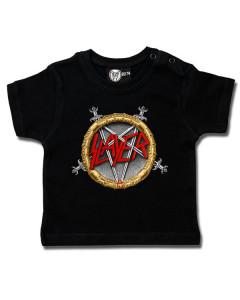 Slayer Baby T-shirt Pentagram