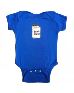 Sonic Youth Baby Grow Washer