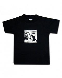 Sonic Youth Baby T-shirt Black Goo