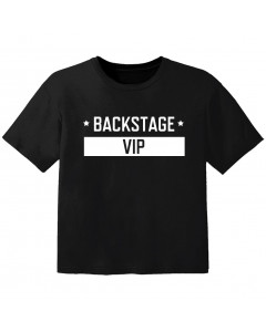 Cool baby t-shirt backstage VIP