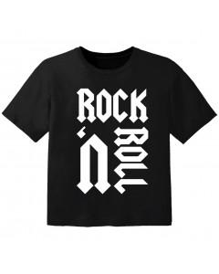 rock kids t-shirt rock 'n' roll