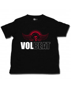 Volbeat Kids T-shirt Skullwing Volbeat