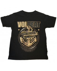 Volbeat Kids T-shirt Seal the deal Volbeat