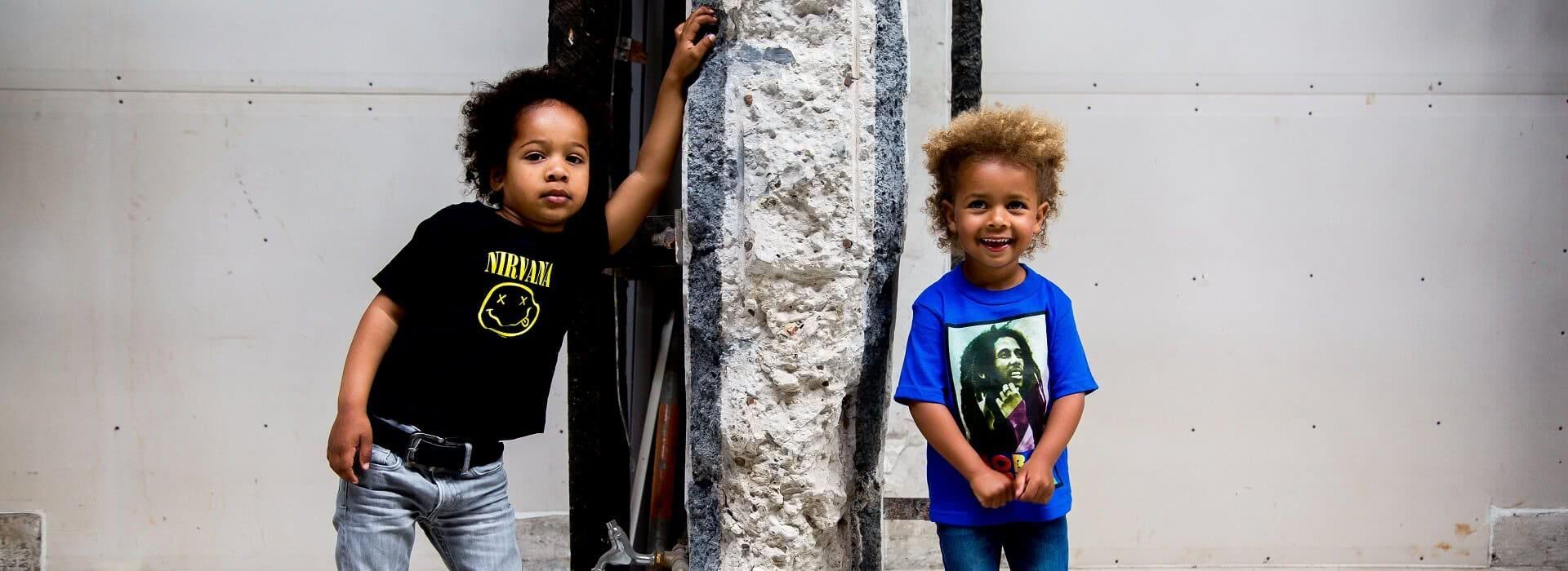 Kids rock clothes